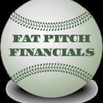 Fat Pitch Financials baseball logo