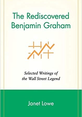 The Rediscovered Benjamin Graham cover