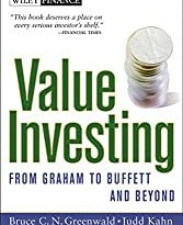 Value Investing: From Graham to Buffett and Beyond book cover