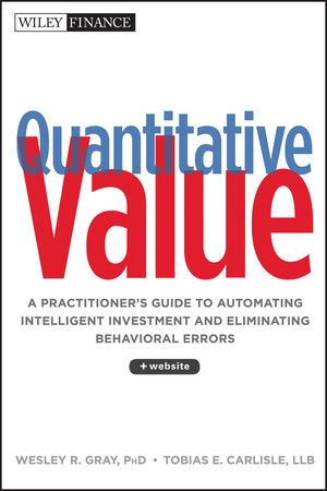 Quantitative Value book cover