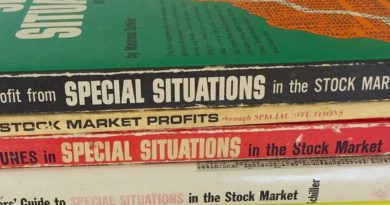 Maurece Schiller's special situation books