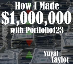 How I Made a Million Bucks with Portfolio123